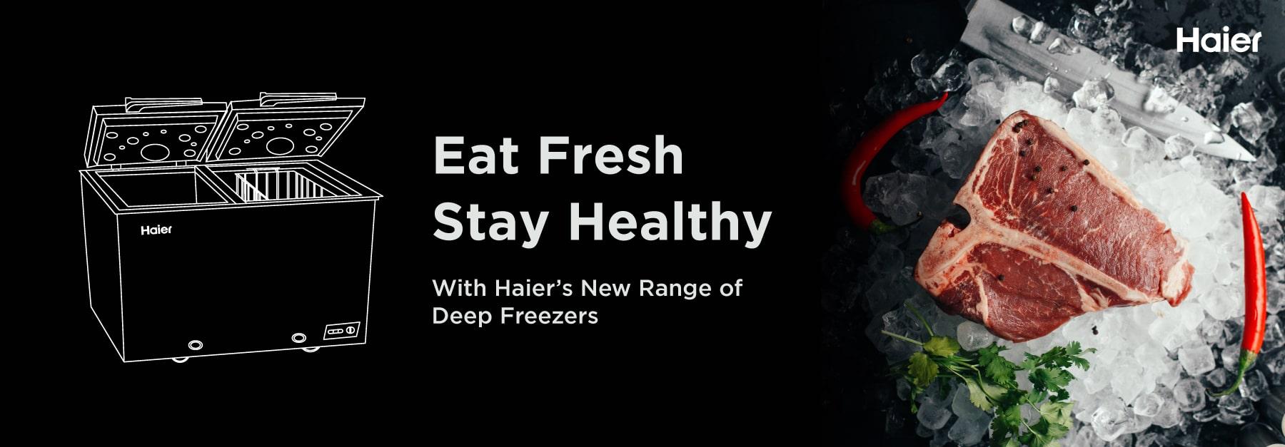 Eat Fresh Stay Healthy