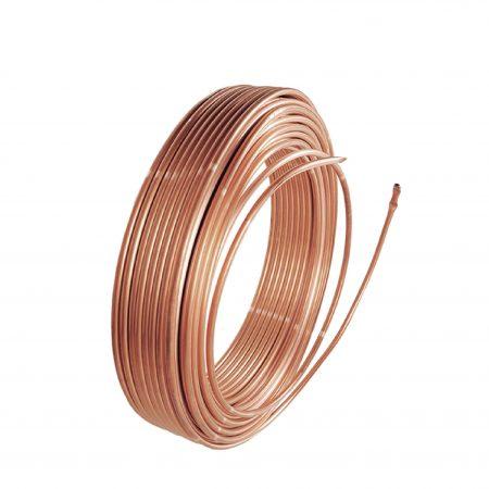 3/8 inches copper wire