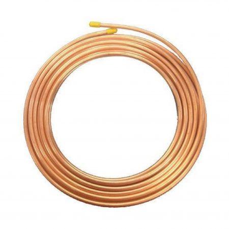 1/4 inches copper wire