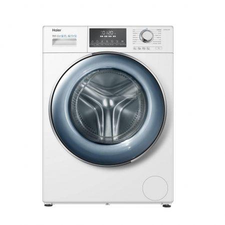 haier fully automatic washing machine 8 kg
