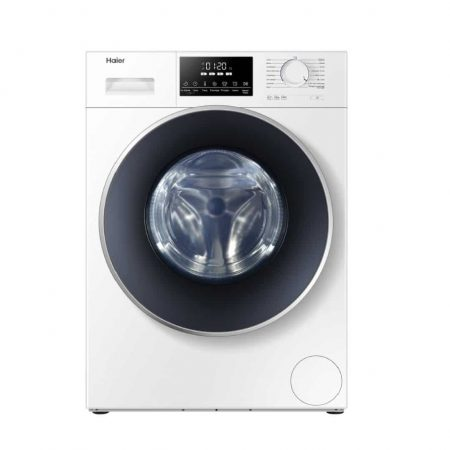 haier new front load 7 Kg washing machine