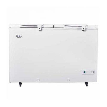 Double Door Deep Freezer HDF-385