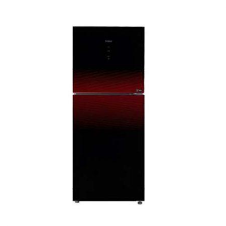 haier inverter refrigerator 16 cubic feet black