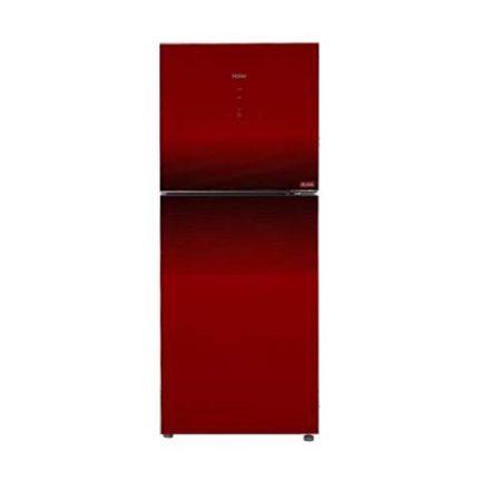 haier inverter refrigerator 16 cubic feet red