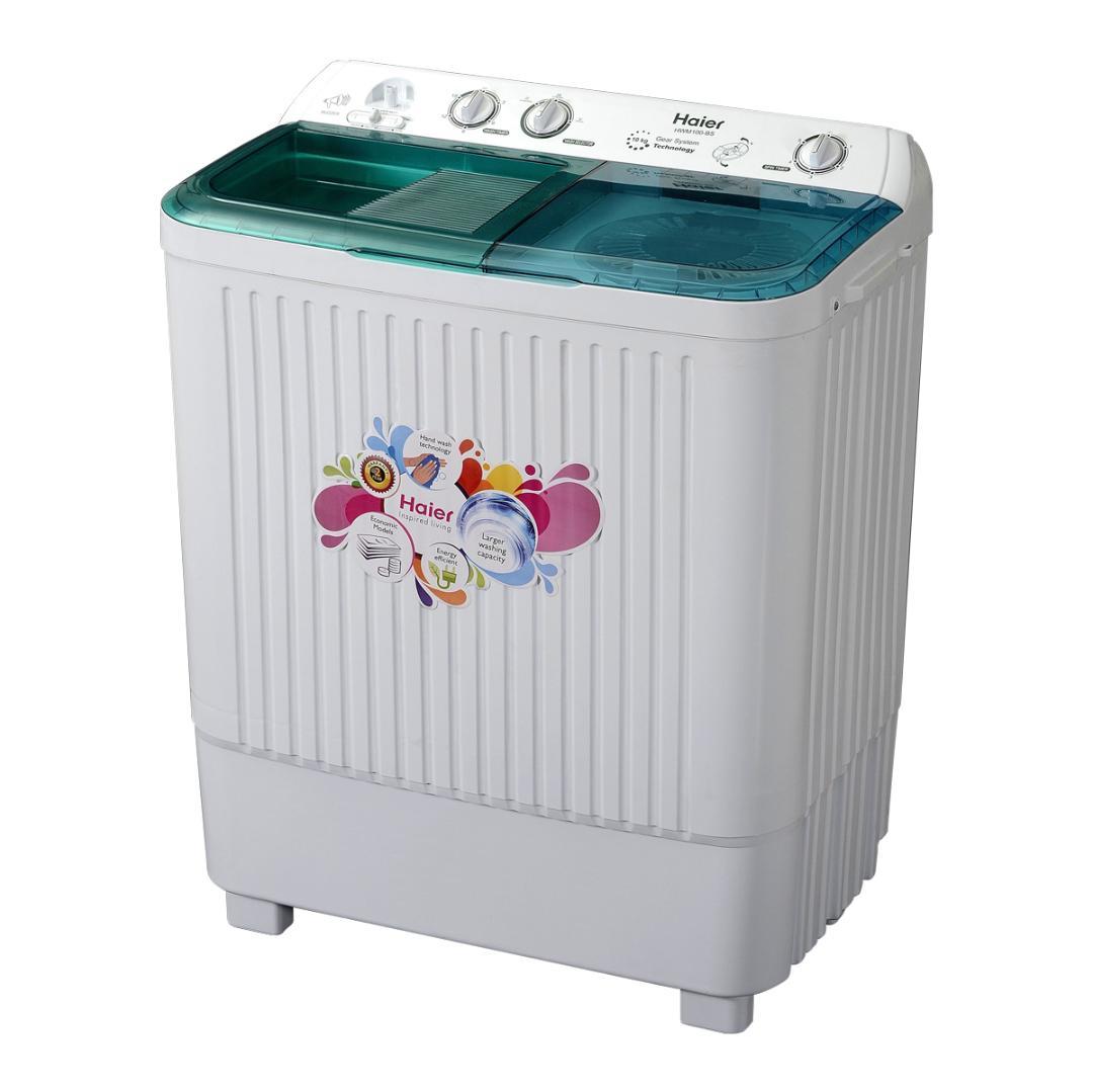 Haier semi automatic HWM-100BSR washing machine