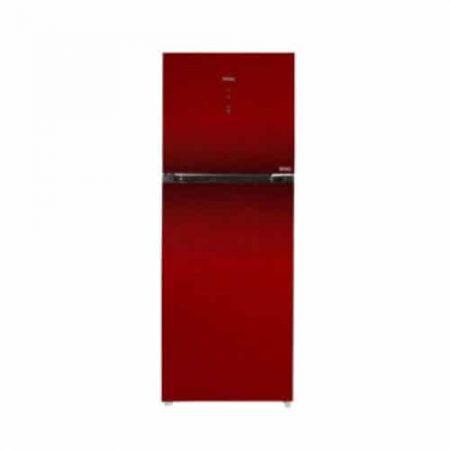 haier inverter refrigerator 12 cubic feet red